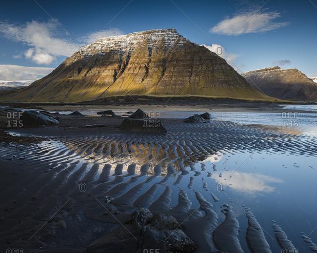 Bolungarvik coast, Westfjords of Iceland