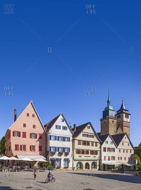 June 4, 2020: Europe, germany, baden-wurttemberg, mark Groningen,