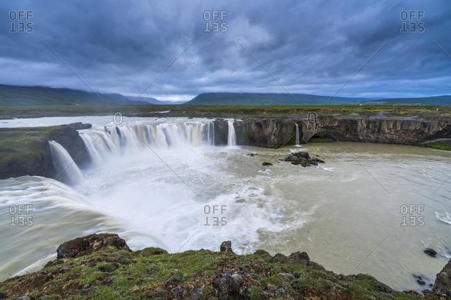 Godafoss in Iceland, Norourland Eystra
