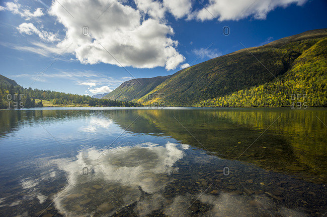 Lower Russian Lakes, Alaska, Kenai