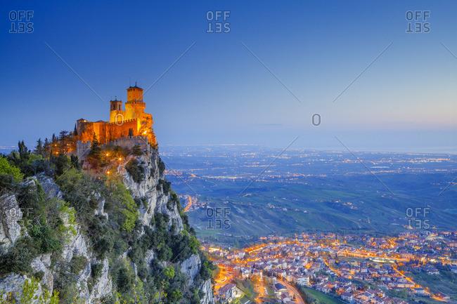 Rocca Guaita (First tower), Republic of San Marino