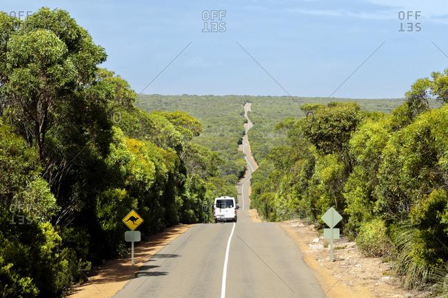 Flinders Chase National Park in Australia