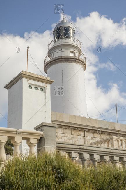Spain- Mallorca- Formentor Lighthouse at Cap de Formentor