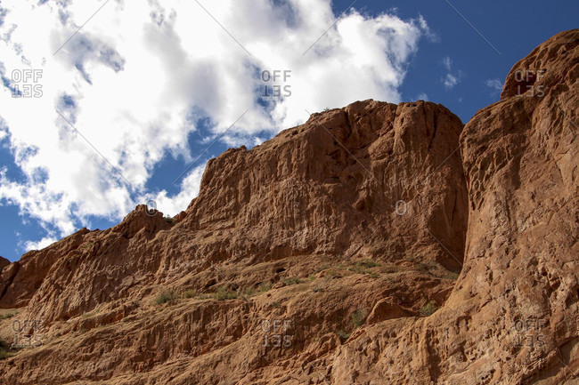 Garden of the Gods in Colorado Springs USA rock formation mountains stones