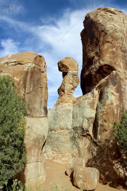Garden of the Gods National Park Colorado Springs USA
