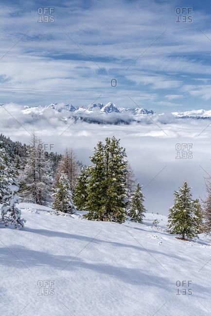 Percha, Bolzano province, South Tyrol, Italy.