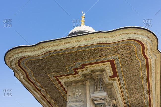 Turkey, Istanbul, historic Sogukcesme street