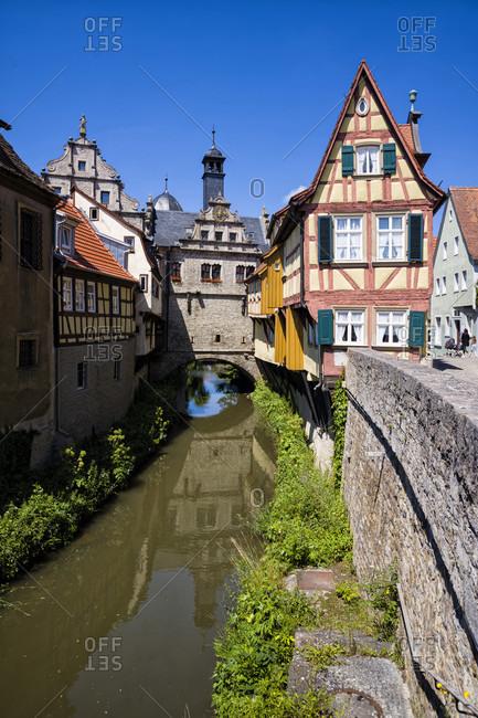 June 12, 2020: Marktbreit, Am Breitbach