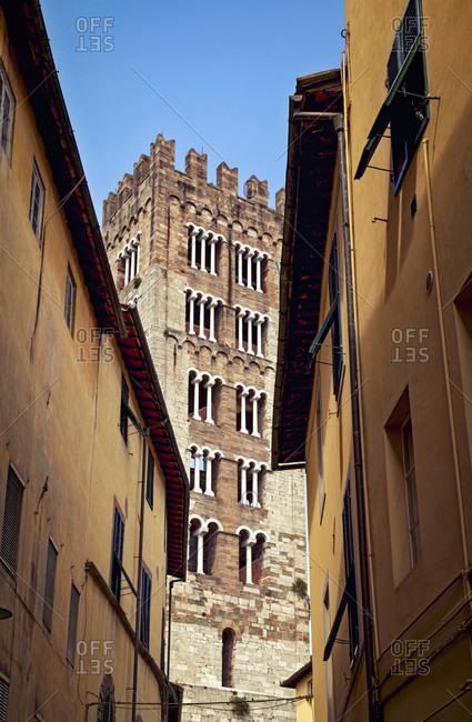 San Frediano, Lucca, Tuscany, Italy
