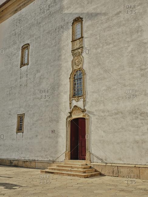 Ingreja Martriz church in Castelo De Vide