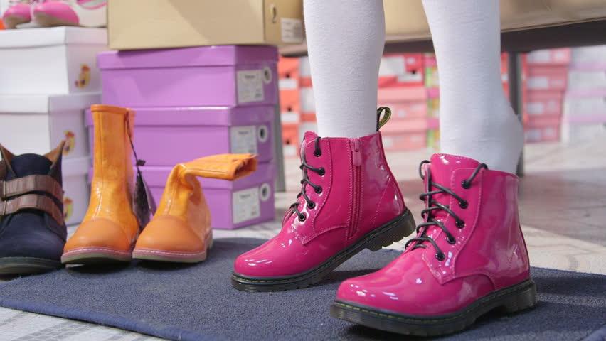 junior girls boots