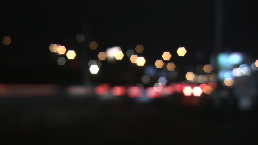 City night traffic | Shutterstock HD Video #10033469