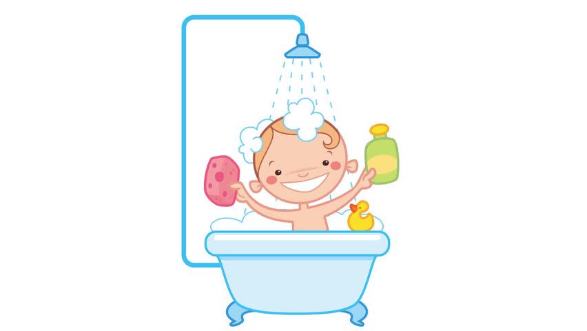 Image result for having bath hd image