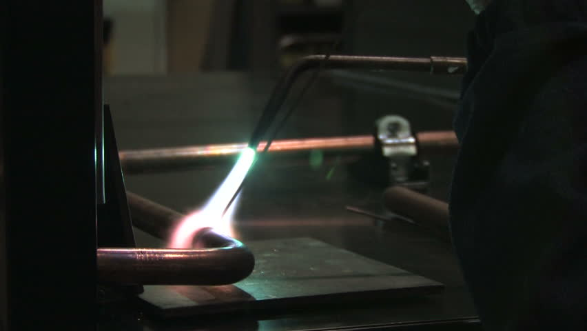 Soldering Close Up 2 | Shutterstock HD Video #100423