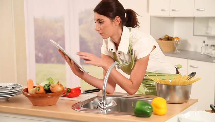 Image result for woman cooking