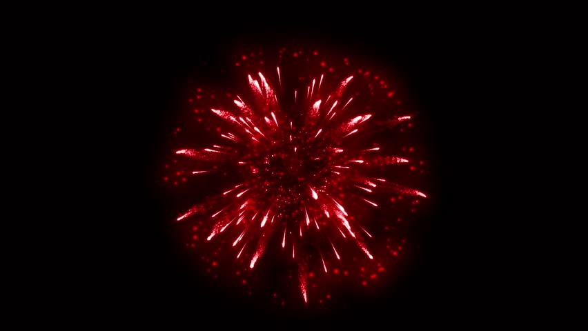 Super Firework Red, Holliday, Celebration, New Year, The 4th of July, Christmas, Festival | Shutterstock HD Video #1006579612