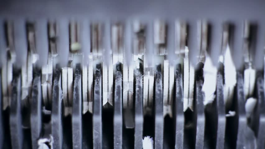 The teeth of the shredder, paper destruction | Shutterstock HD Video #1006604047