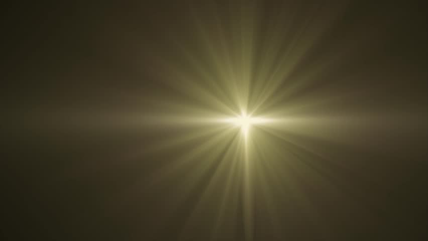 Horizontal gold sun star moving lights optical lens flares shiny animation art background - new quality natural lighting lamp rays effect dynamic colorful bright video footage   Shutterstock HD Video #1006629979