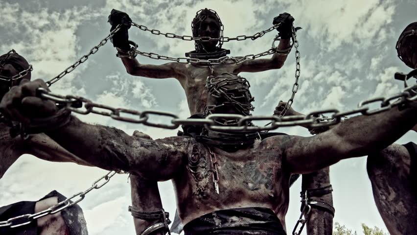 Wer möchte Sklave sein? Die technokratische Konvergenz von Menschen und Daten