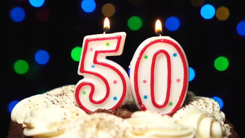 Incredible Number 50 On Top Of Stock Footage Video 100 Royalty Free Personalised Birthday Cards Arneslily Jamesorg