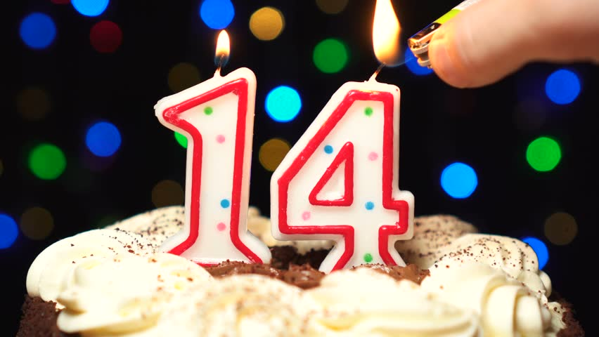Prime Number 14 On Top Of Stock Footage Video 100 Royalty Free Funny Birthday Cards Online Alyptdamsfinfo