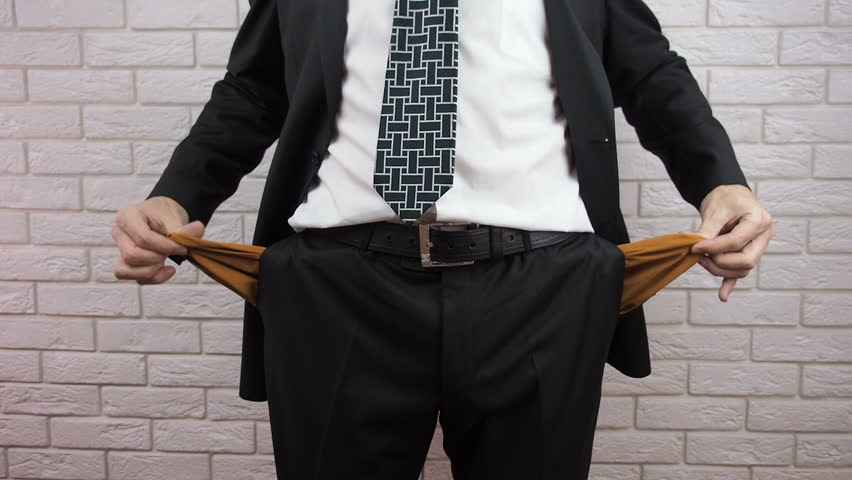 Empty Pockets. a Man in Stock Footage Video (100% Royalty-free) 1006986907  | Shutterstock
