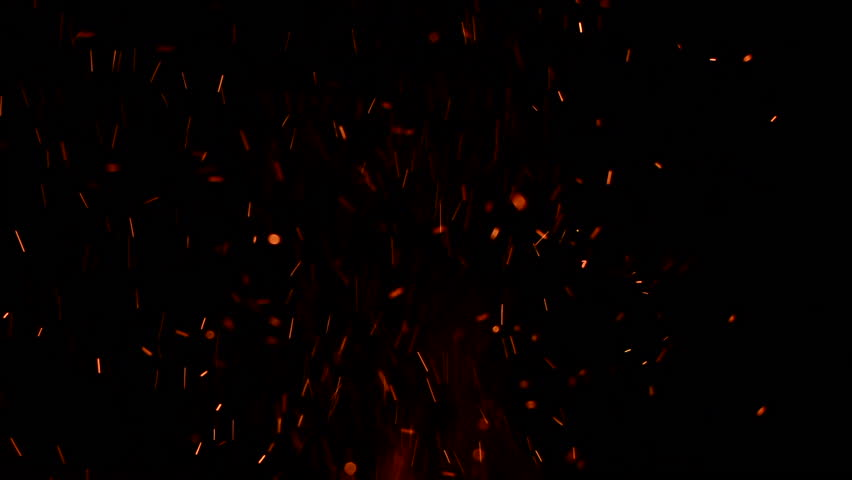 Fire charcoal Sparks charcoal | Shutterstock HD Video #1007068189