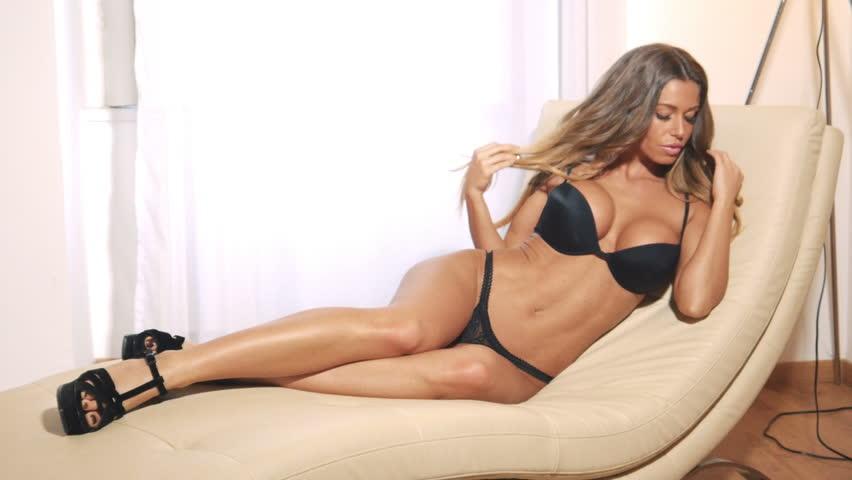 Lingerie Model Photos