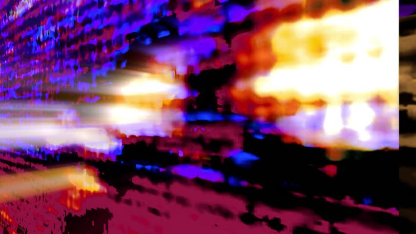 Streaming video malfunction (Loop).   Shutterstock HD Video #1007226709