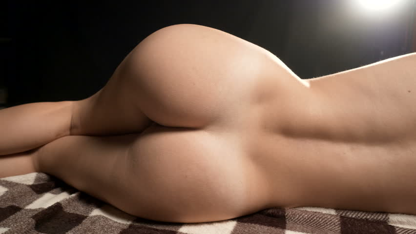 Naked Women Rear View
