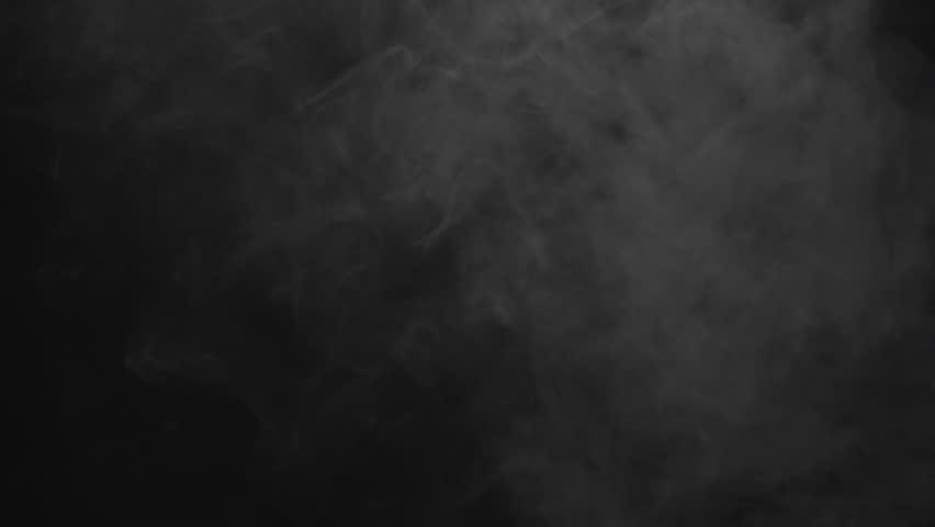 White steam smoky cloud of e-cigarette   Shutterstock HD Video #1007278531