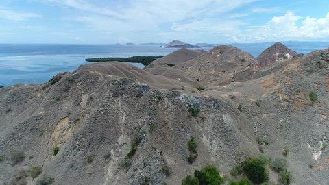 Siaba Island in Labuan Bajo, East Nusa Tenggara, Indonesia