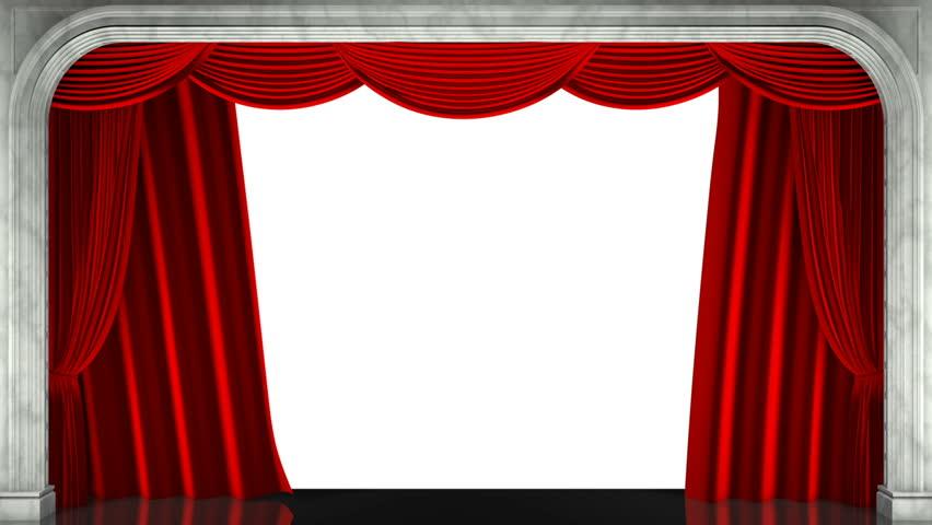 театр анимация для презентации что увидела