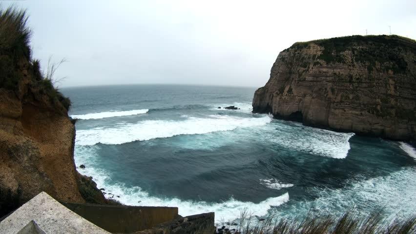 Azores Portugal 2018 winter | Shutterstock HD Video #1007616826