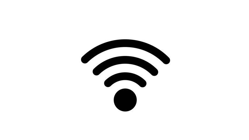 Wat is wifi. Dit is het wifi icoontje
