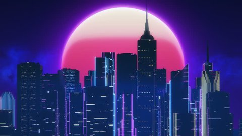 City Anime Stock Video Footage 4k And Hd Video Clips Shutterstock
