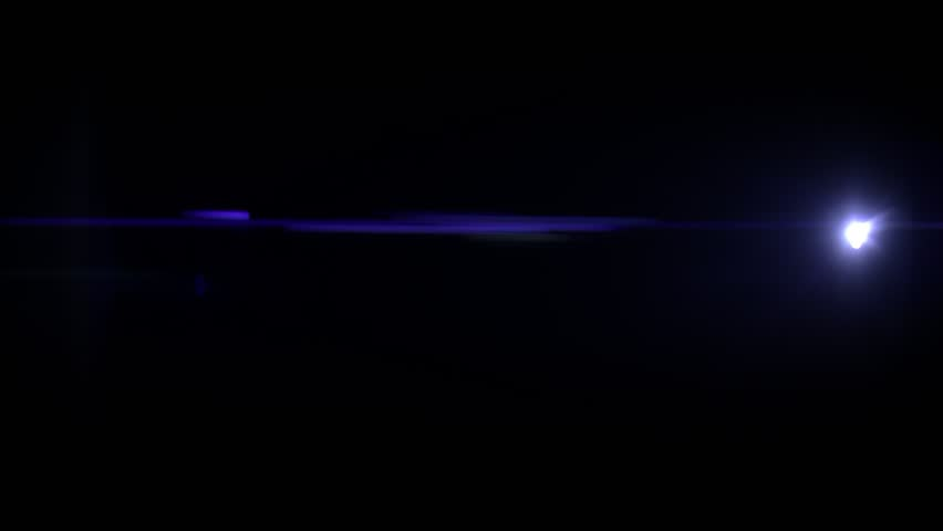 Light ray on anamorphic lens | Shutterstock HD Video #1008132517