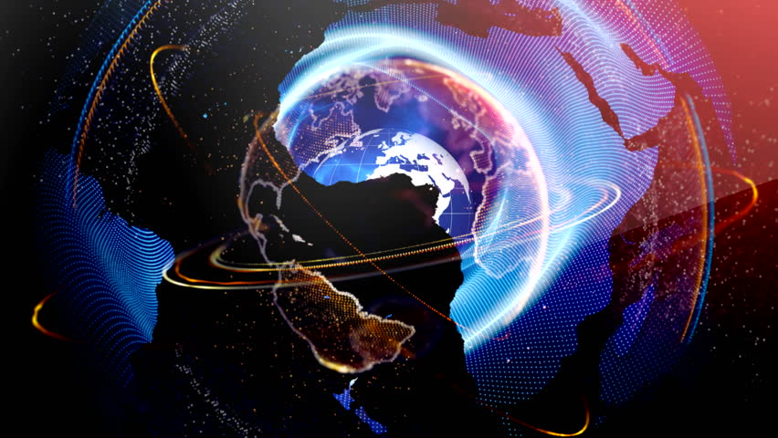 Visible Earth Blue Marble Digital Clouds Earth rotating animation social future technology abstract 3Drendering scientific growth data network surrounding planet earth rotating Digital data globe loop   Shutterstock HD Video #1008274027