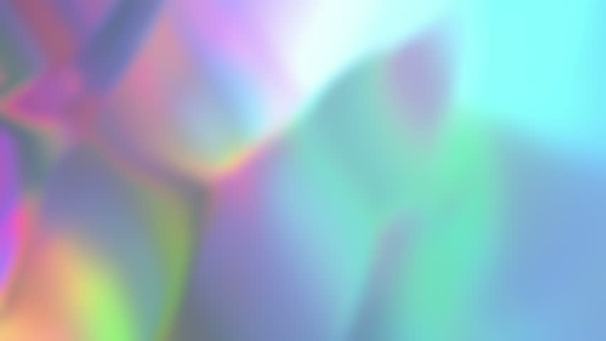 Holographic neon foil animation. colorful abstract background  | Shutterstock HD Video #1008286402