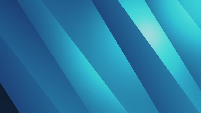 HD Abstract cg low polygonal lines surface. Geometric poly Blue triangles motion background.