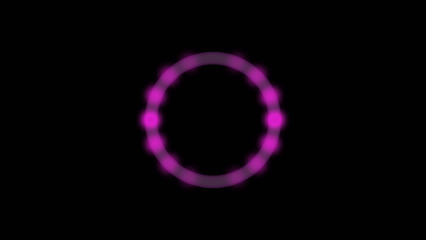 Animated preloader. Looping with transparent background. #1008446248