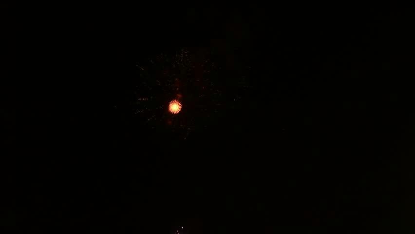 Fireworks  | Shutterstock HD Video #1008520477