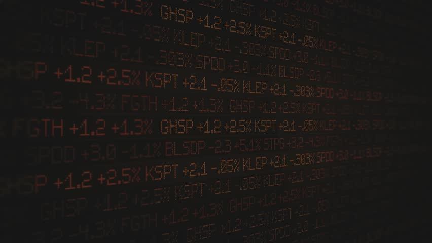 Corporate Stock Market Exchanges animated series - Korea Exchange | Shutterstock HD Video #1008729959