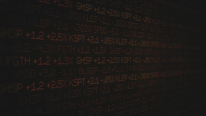 Corporate Stock Market Exchanges animated series - Deutsche Börse | Shutterstock HD Video #1008729971