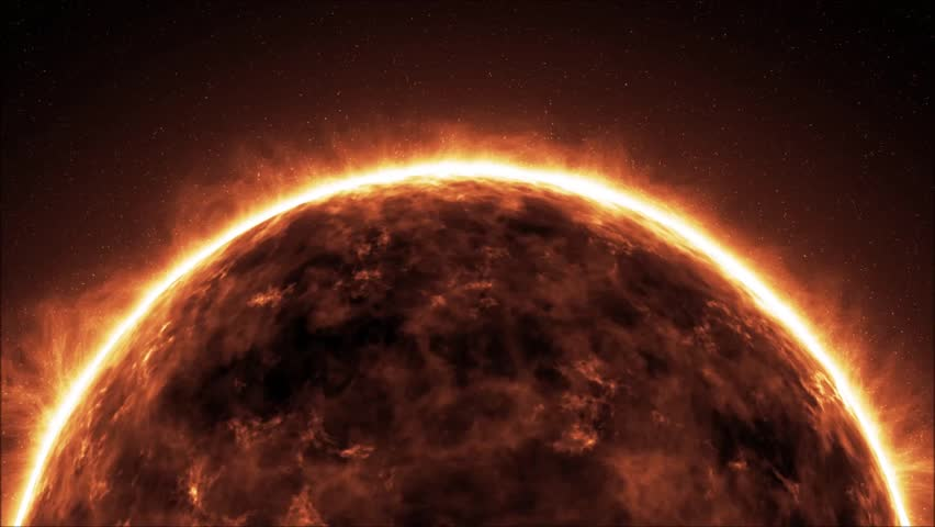 Earth Burn Death Planet compose picture from NASA  | Shutterstock HD Video #1008745553