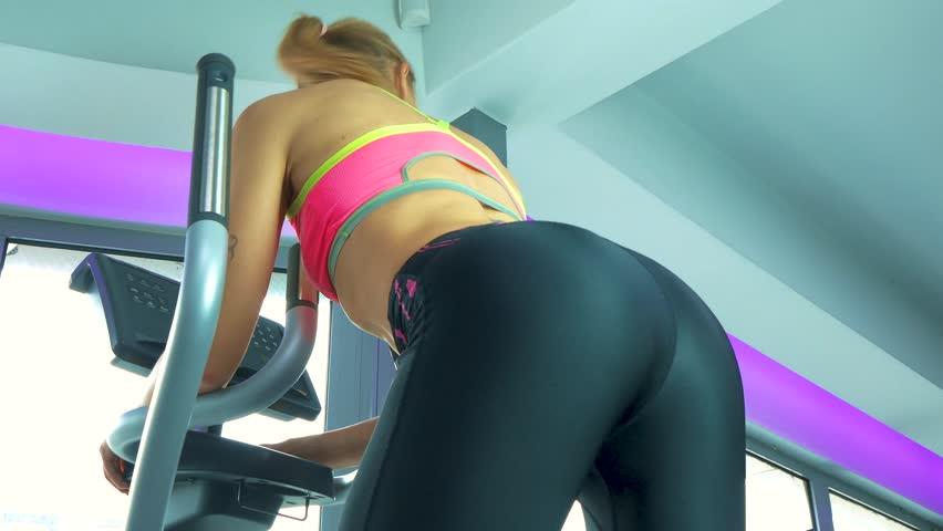 Gym Sexy Video