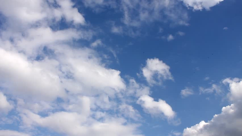 Time lapse clip of white fluffy clouds over blue sky, Flight over clouds, loop-able, cloudscape, day, sunny beautiful clean weather, soft colour skies with cloudscape. High quality. | Shutterstock HD Video #1009298939