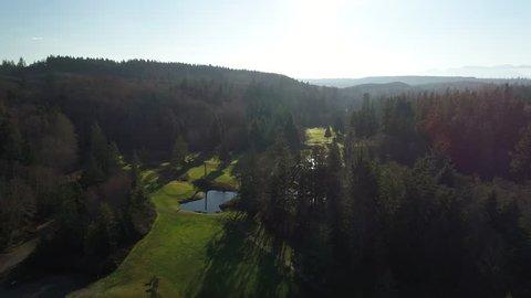 Olympic Peninsula Golf Course