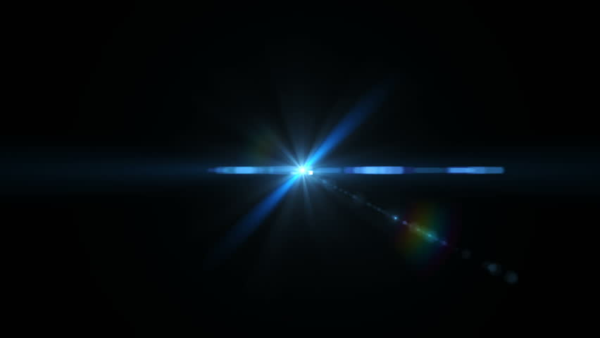 anamorphic lens flare 3840x2160 4K, lights background . #1009382672