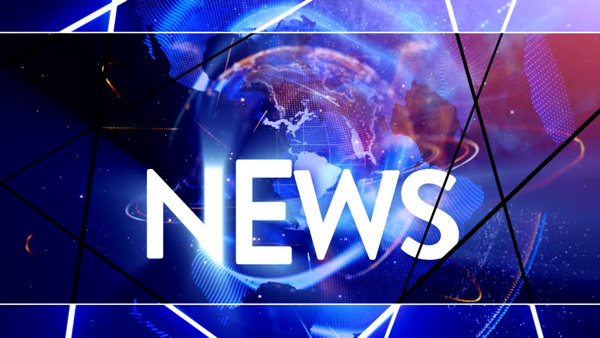 Broadcast transmitter Graphics Breaking News growth page animation News weather world News presentation three different themes Animation of Broadcast news earth globe opening led Intro title animation   Shutterstock HD Video #1009424822